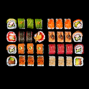 Foto Direct Sushi mix 2 personen (32st.)